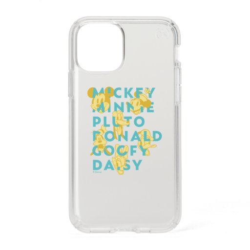Sensational 6 | All Their Names Speck iPhone 11 Pro Case