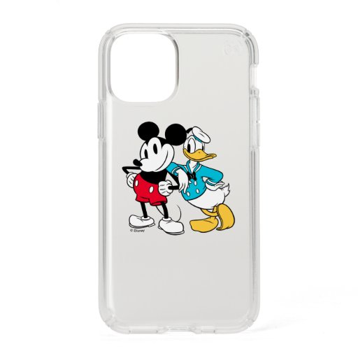 Sensational 6  | Mickey Mouse & Donald Duck Speck iPhone 11 Pro Case