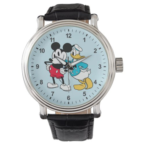 Sensational 6  | Mickey Mouse & Donald Duck Watch