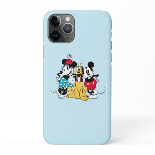 Sensational 6 | Trio of Friends iPhone 11 Pro Case