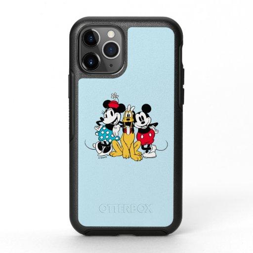 Sensational 6 | Trio of Friends OtterBox Symmetry iPhone 11 Pro Case