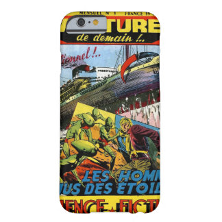 Sensational Alien attack Barely There iPhone 6 Case
