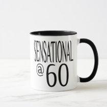 Sensational at Sixty Mug