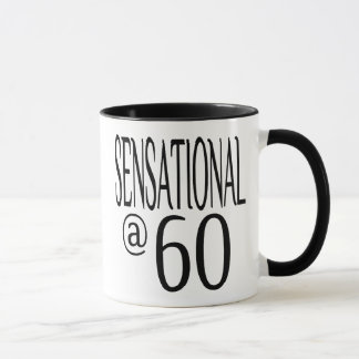 Sensational at Sixty Mug