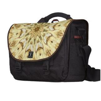 Sensational Champagne Kisses Kaleidoscope Laptop Computer Bag