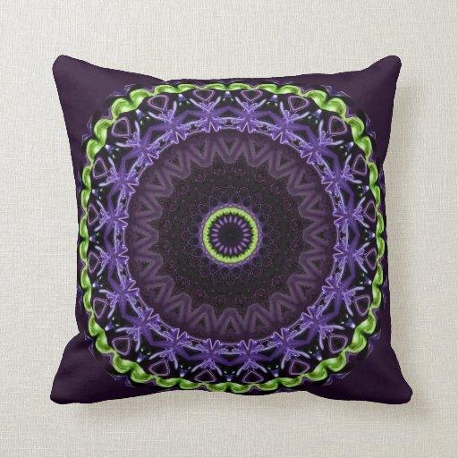 Sensational No. 1 Kaleidoscope Pillow (2 sizes)