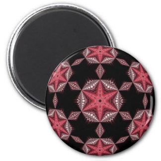Sensational Stars 2 Inch Round Magnet