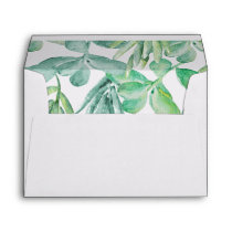 Sensational Succulents leaves liner Envelope
