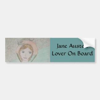 Sense and Sensibility Bumper Sticker