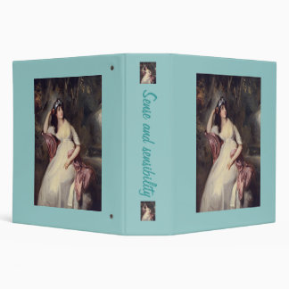 Sense and Sensibility by Jane Austen 3 Ring Binder
