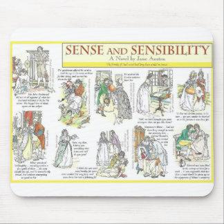 Sense and Sensibility Mouse Pad