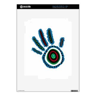 SENSE FOR BELONGING iPad 2 DECAL