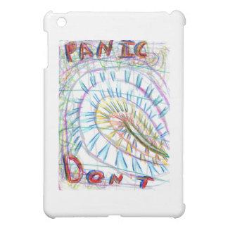 Sense of Anxiety iPad Mini Cover