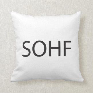 Sense Of Humor Failure.ai Pillow