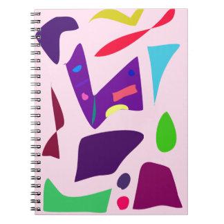 Sense Spiral Notebook
