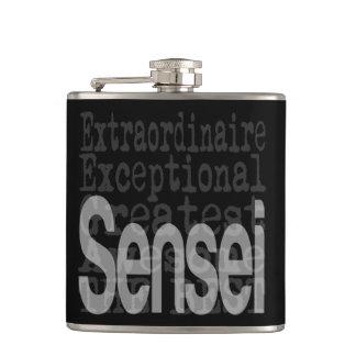 Sensei Extraordinaire Hip Flask