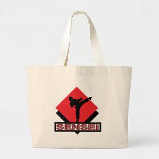 Sensei red diamond gift bags