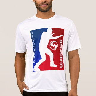 Senshido Major League Self-Defense T-Shirt