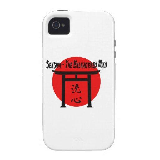 Senshin - The Enlightened Mind Martial Arts Blog iPhone 4/4S Case