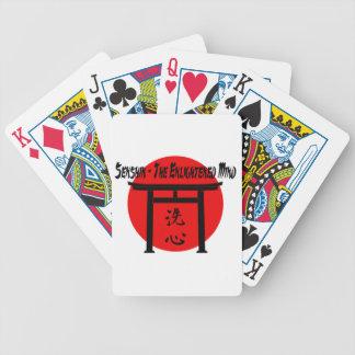 Senshin - The Enlightened Mind Martial Arts Blog Card Decks