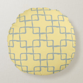Sensible Adventurous Self-Disciplined Meaningful Round Pillow