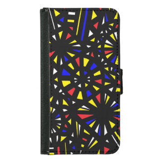 Sensible Refined Productive Knowledgeable Wallet Phone Case For Samsung Galaxy S5