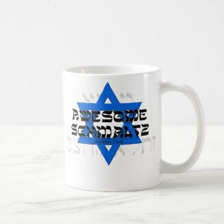 Sensiblería impresionante taza