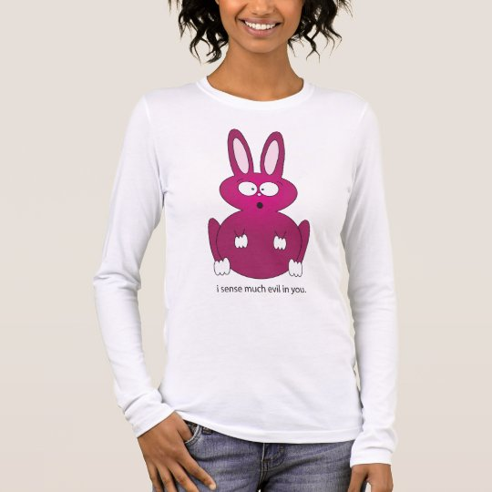 sensitive bunny long sleeve T-Shirt