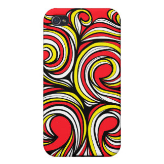Sensitive Gentle Amusing Divine Covers For iPhone 4