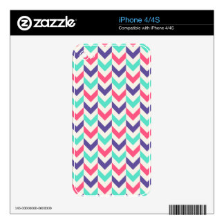 Sensitive Impressive Refreshing Keen Decal For The iPhone 4