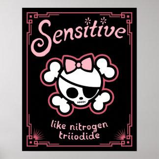 Sensitive Psycho Poster