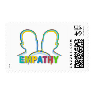 Sensitivity Empathy Silhouette Emotional Stamp