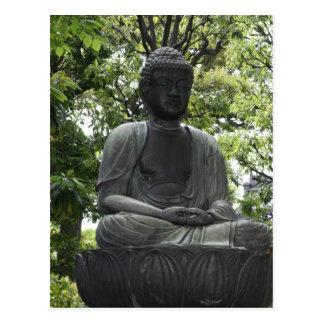 sensō-ji de Buda Tarjeta Postal