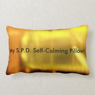 Sensory Processing Disorder, Learning Self-Calming Pillow
