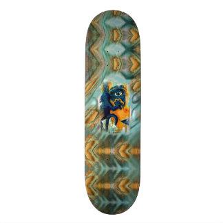 Sensual Five Senses Touch Skateboard