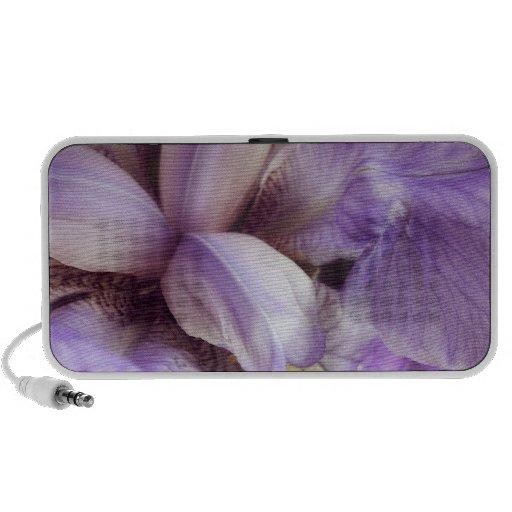 Sensual Flower Travel Speakers