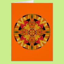 Sensual Glow Sacral Chakra Card