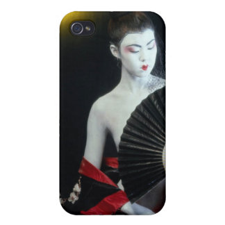 Sensual Lady 3  iPhone 4/4S Case