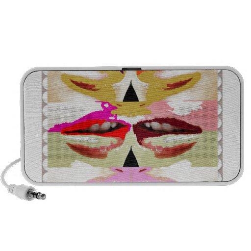 SENSUAL Lips Kiss GIFTS BoyFriend Date Romance fun iPhone Speaker
