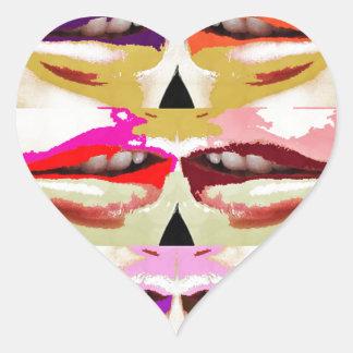 SENSUAL Lips Kiss GIFTS BoyFriend Date Romance fun Stickers