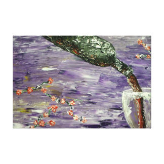 Sensual Moods Fine Art Canvas Print