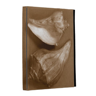 Sensual Shells iPad Folio Case