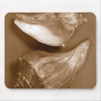 Sensual Shells Mouse Pad