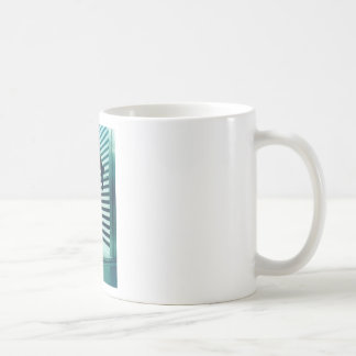 Sensual Young lady in heels AT night analog Coffee Mug