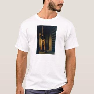 Sensual Young lady in heels AT night analog darkro T-Shirt