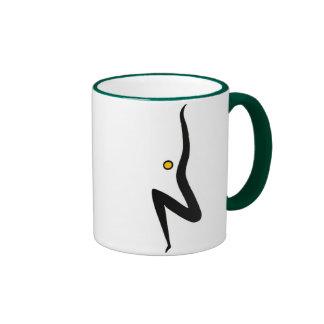 Sensuality Ringer Coffee Mug
