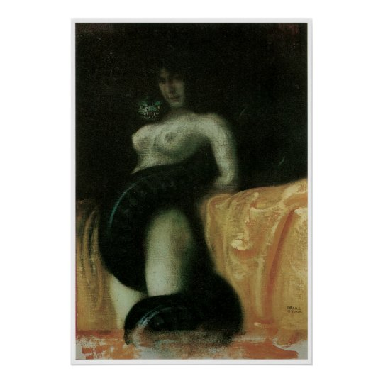 Sensuality Poster