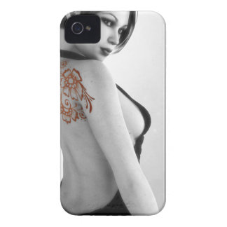 Sensuous Back iPhone 4/4S Case-Mate Barely There