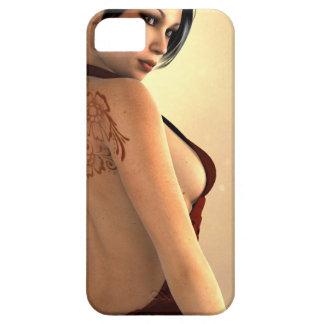 Sensuous tillbaka Fodral-Kompis legitimationiPhone iPhone SE/5/5s Case