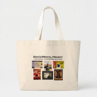 Sent(a)Mental Project Bags